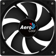 Вентилятор 80 mm AeroCool 80x80x25 1500RPM 3pin, Molex Force 8 Black Molex