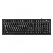 Клавіатура Genius Smart KB-100 USB Black UKR (31300005410)